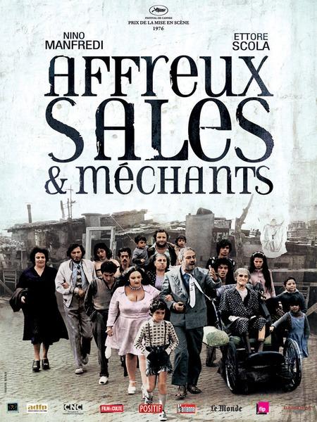 AFFREUX SALES ET MECHANTS